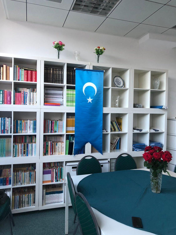 Uyghur kantoor