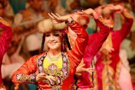 Uyghur Cultuur